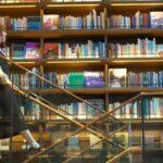 オシャレな本棚でオフィスの景観と福利厚生をアップしよう!