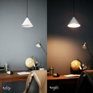 ペンダントライト リビング照明 LED電球対応 スチール [1灯]